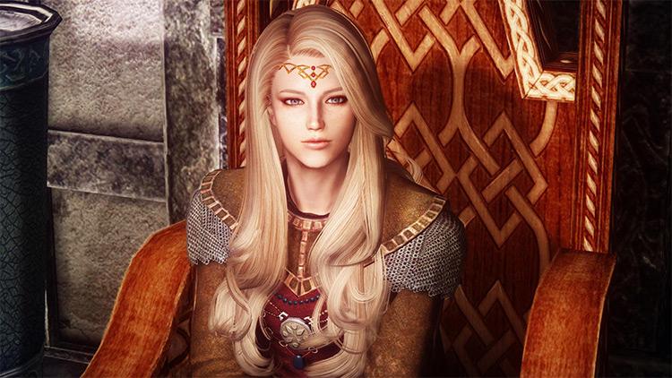 Avelyn mod for Skyrim