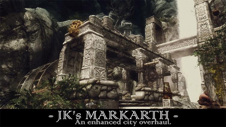 JK's Skyrim cities