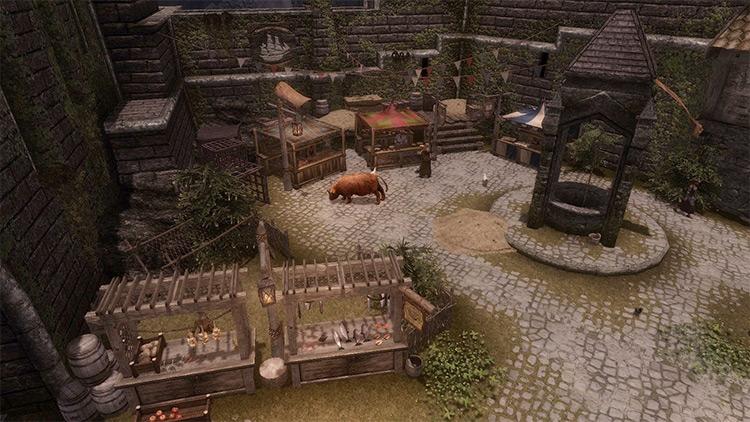 Dawn of Skyrim mod