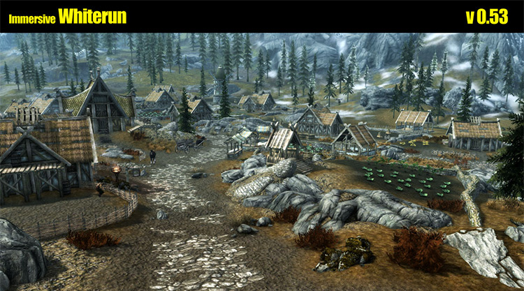 Immersive Settlements mod