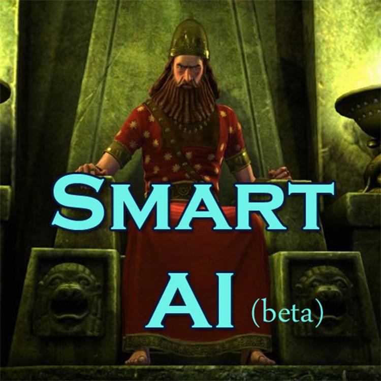 Smart AI Civ5 mod