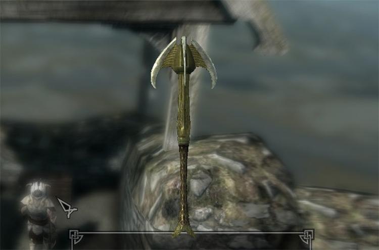 Prelate's Mace in Skyrim