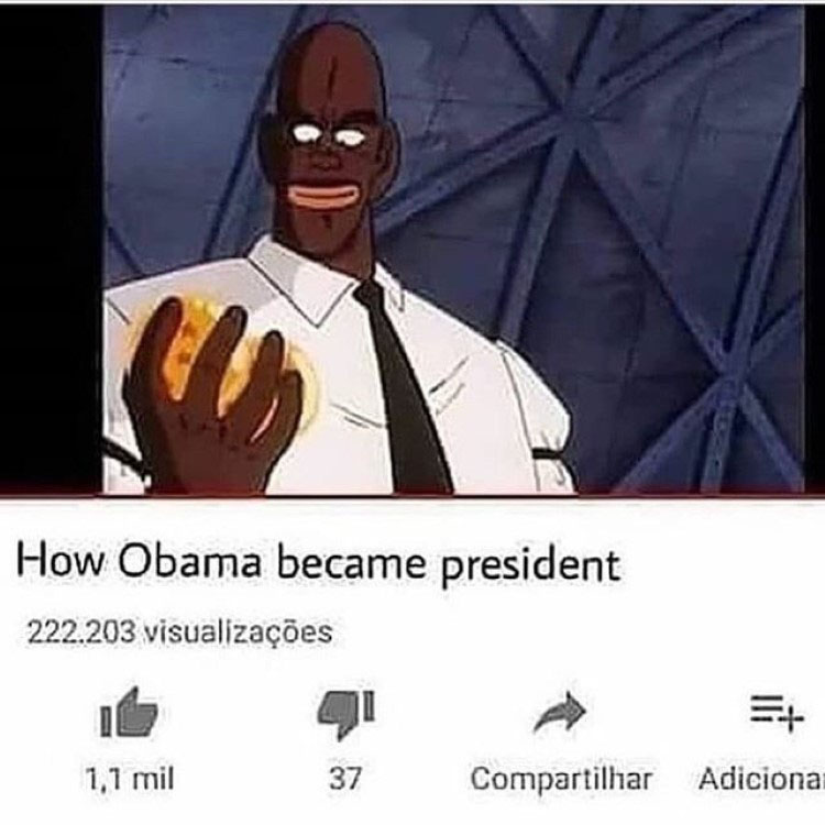 DBZ how Obama became president