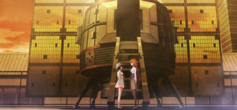 Time machine in SteinsGate