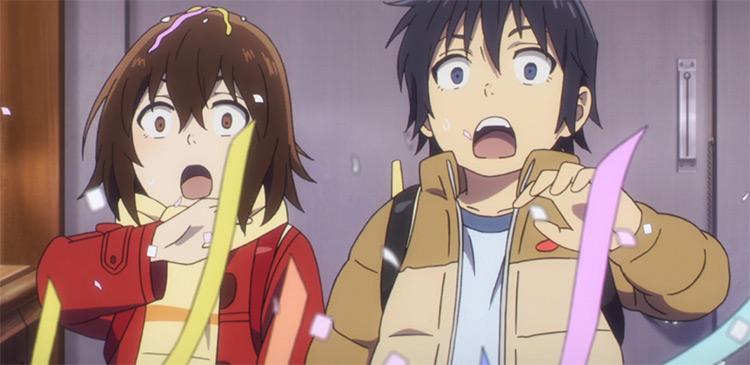 Boku dake ga Inai Machi anime screenshot