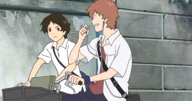 Girl Who Leapt Through Time anime screenshot