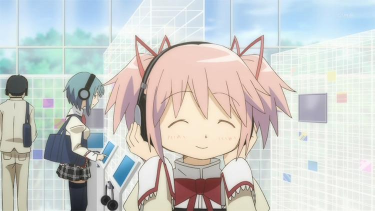 Puella Magi Madoka Magica anime screenshot