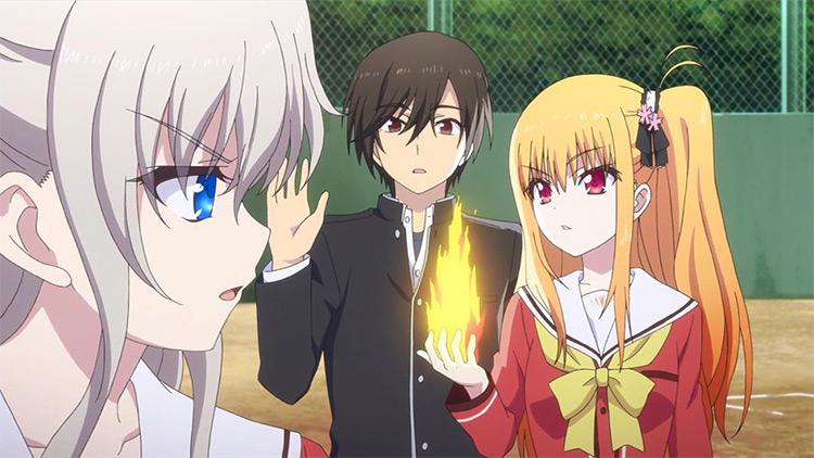 Charlotte anime screenshot