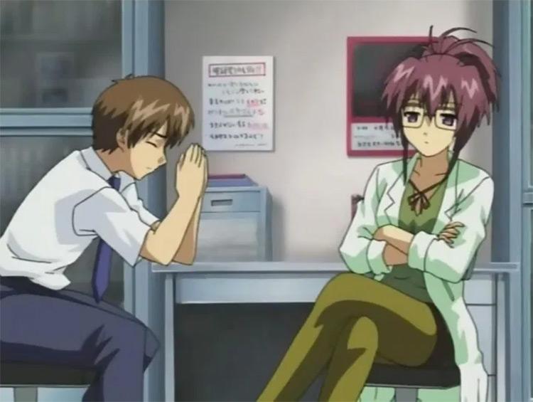 Natsu-iro no Sunadokei screenshot