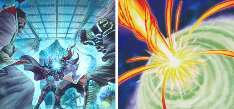 Evenley Matched and Storming Mirror Force YGO