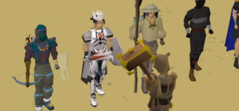 What is Fashionscape in Old School RuneScape?