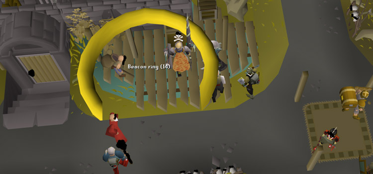 Beacon Ring Buggy Screenshot from OSRS