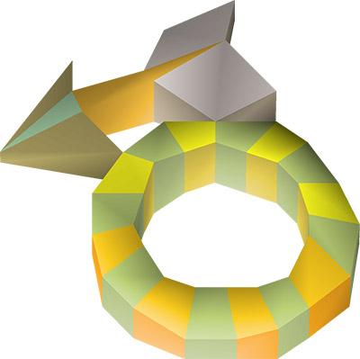 Archers Ring (i) OSRS Render