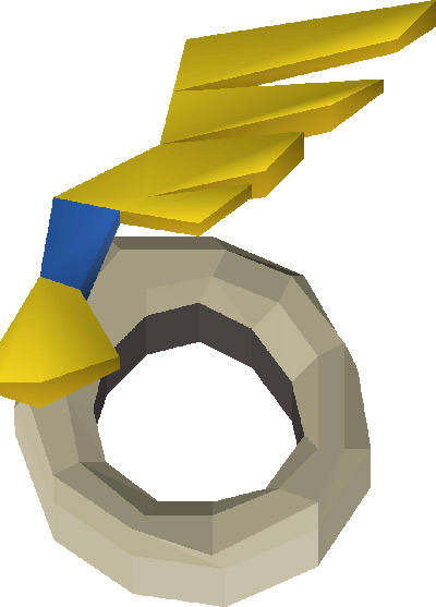 Ring of Endurance OSRS Render