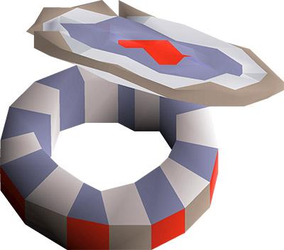 Tyrannical Ring (i) OSRS Render