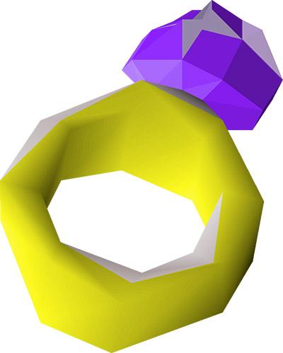 Ring of Wealth (i) OSRS Render