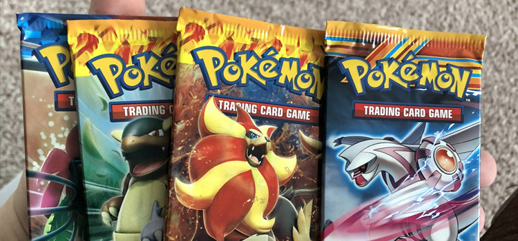 Pokemon TCG Packs Unopened
