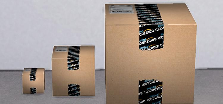 Sims 4 Amazon Boxes CC Preview