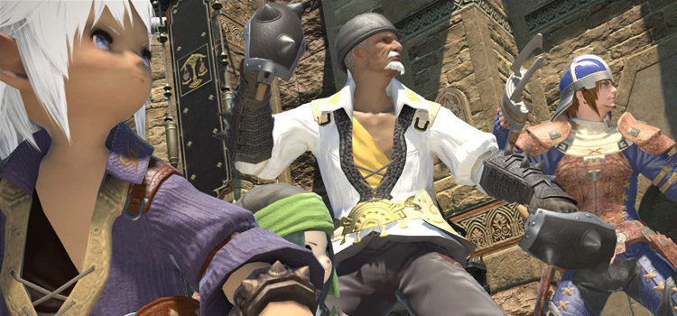 Final Fantasy XIV: What is a Trap Party?