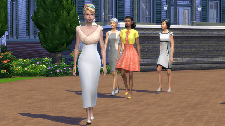 Royalty Mod for Sims 4