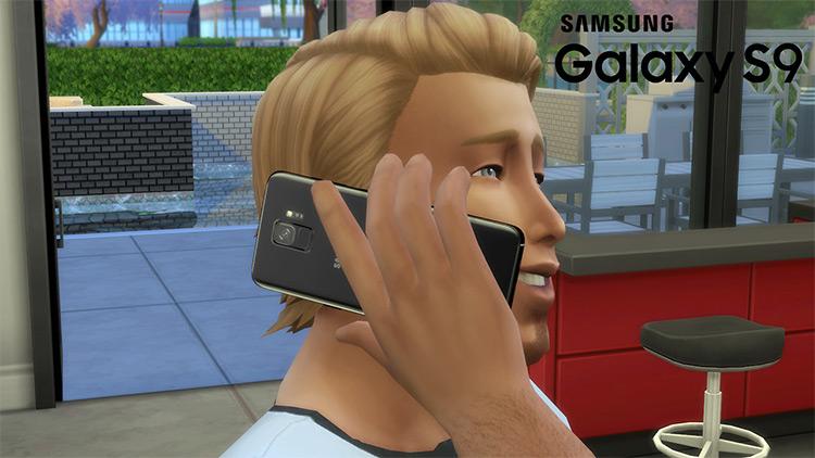 Samsung Galaxy S9 Sims 4 CC