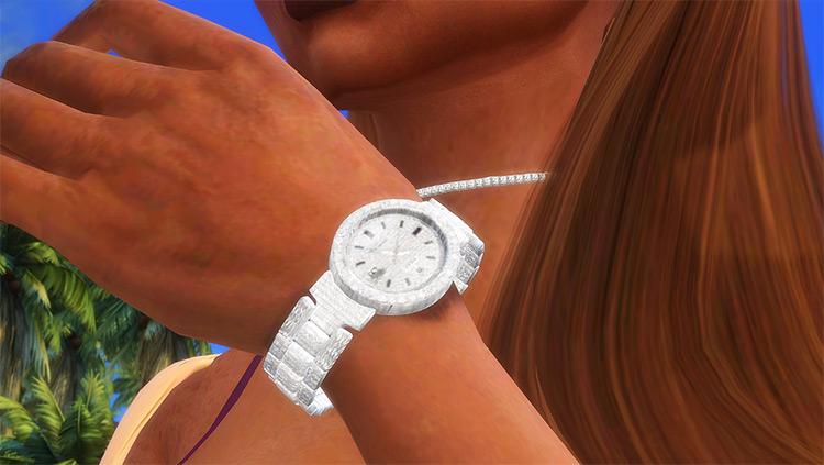 VVS Rolex Sims 4 CC