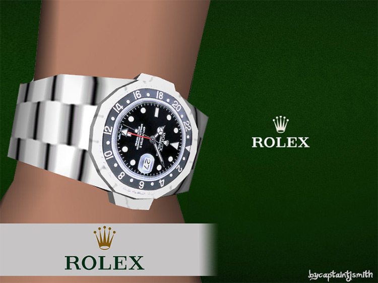 Rolex Watch for Sims 4