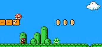 Super Mario Unlimited Deluxe NES Romhack Screenshot