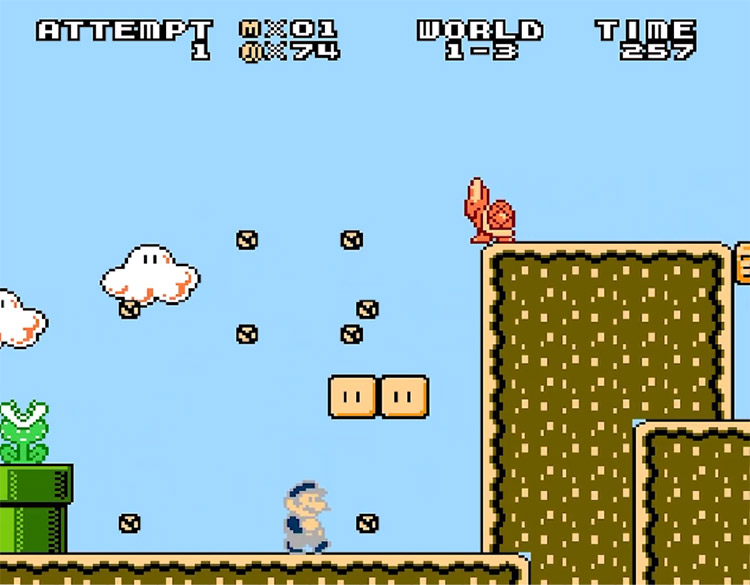 Super Mario Unlimited Deluxe ROM Hack