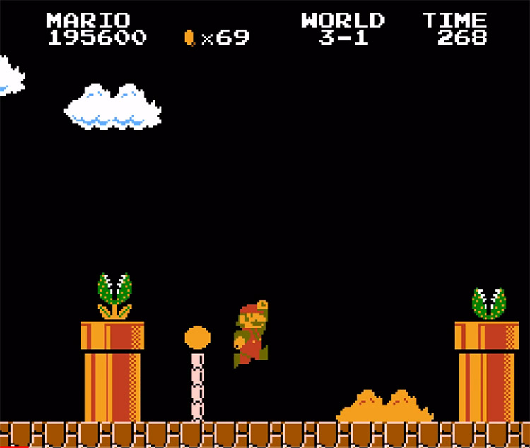 SMB Special for NES ROM Hack