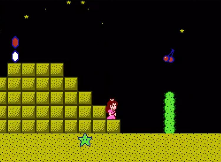 Super Mario Bros. 2: 2nd Run Screenshot