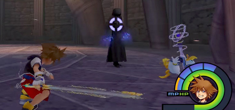 Hardest Bosses In The Original Kingdom Hearts (And KH1.5)