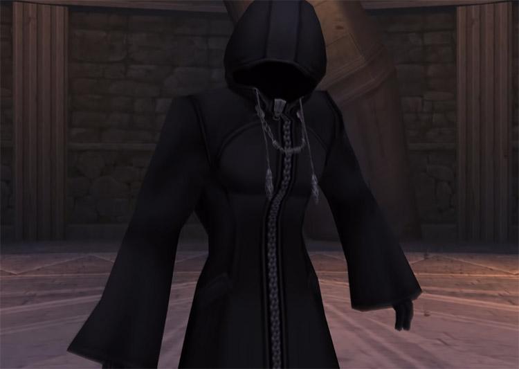 Unknown Figure Battle in KH 1.5