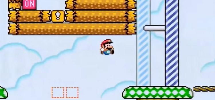 Kaizo Mario World 3 Screenshot