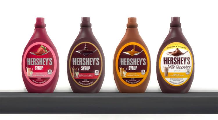 Hershey's Syrup TS4 CC