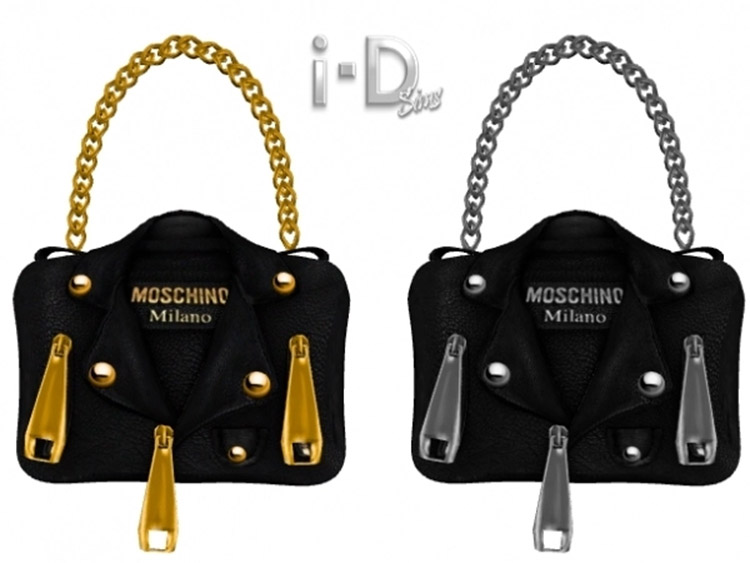 Moschino Sims 4 Bag CC