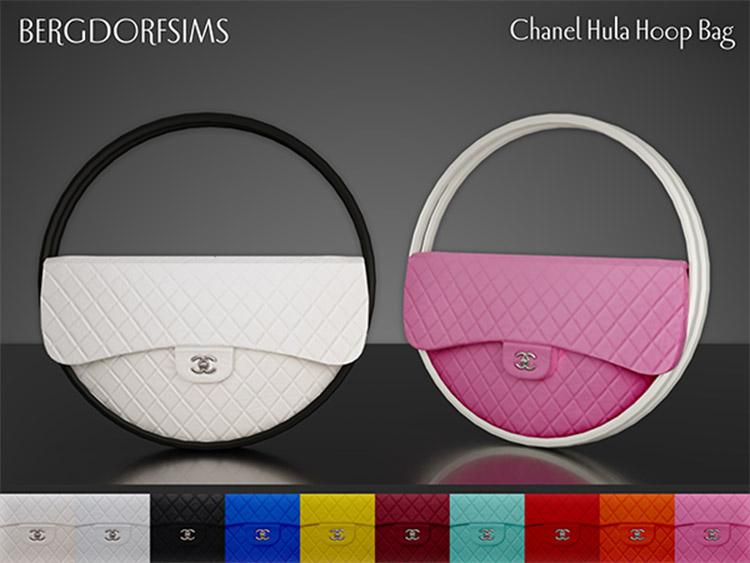 Chanel Hula Hoop Bag TS4 CC
