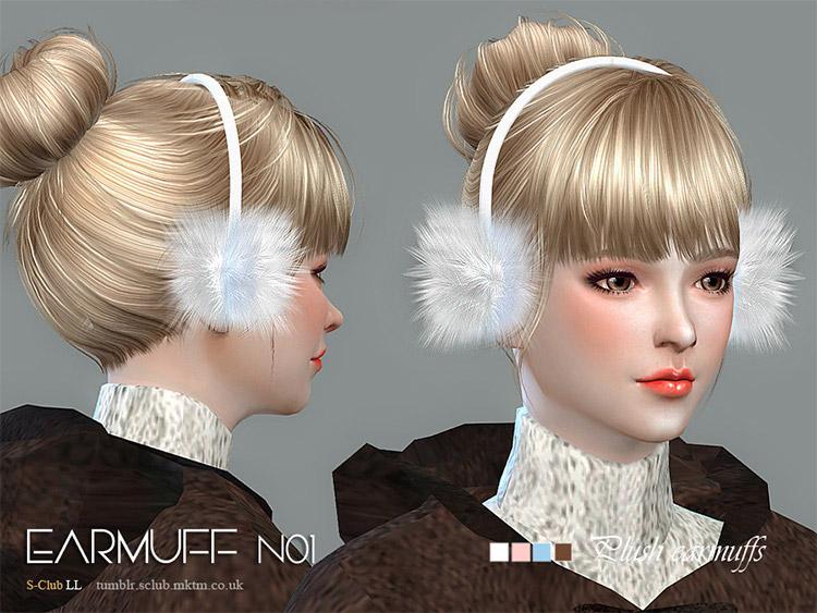 Simple Earmuffs CC SClub N01