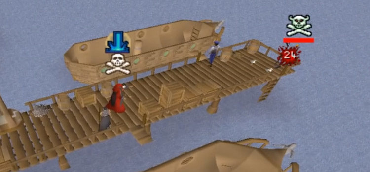What is a PvP World in Old School RuneScape?