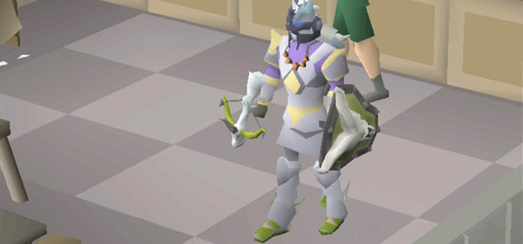 What is a Pure in Old School RuneScape?