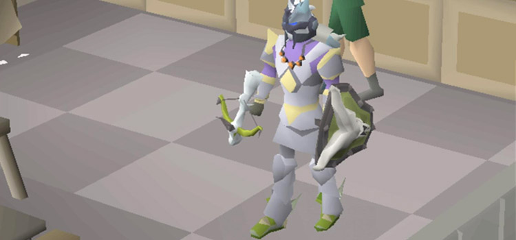 OSRS DHCB Build in Old School RuneScape