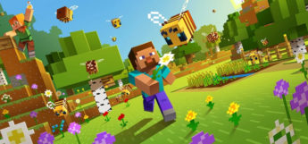 Buzzy Bee Minecraft Official Promo
