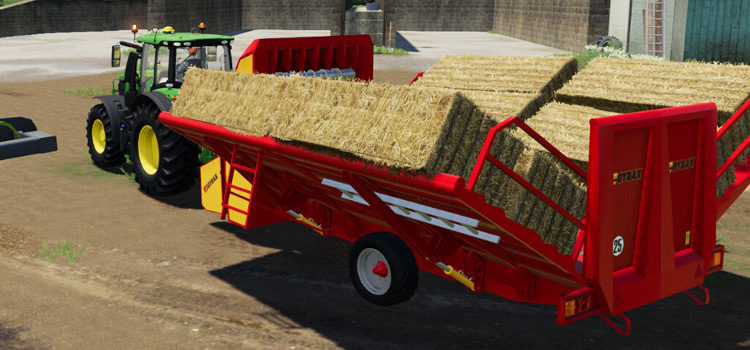 Best Straw Blower Mods For Farming Simulator 19 (All Free)