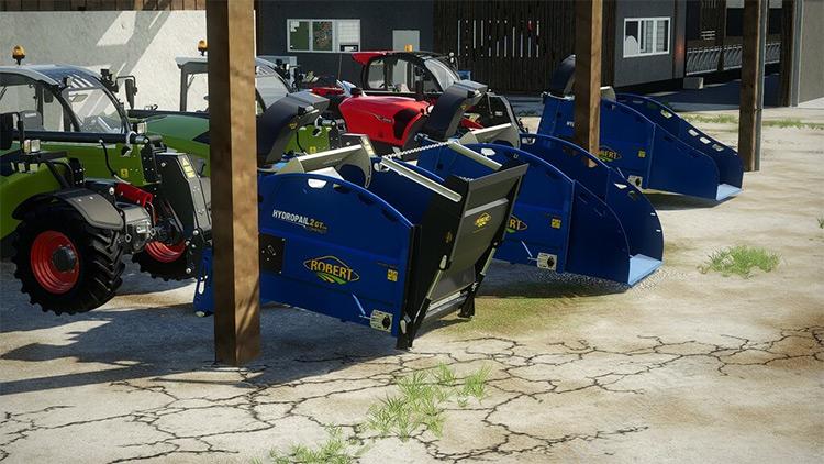 Robert Hydropail 2 GT EVO FS19 Mod