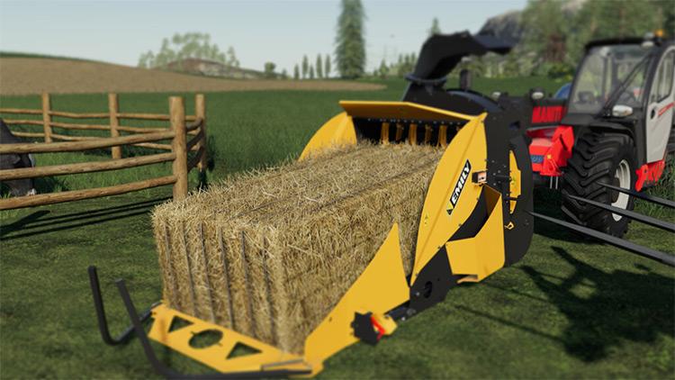 Emily Sigma Mod for Farming Simulator 19