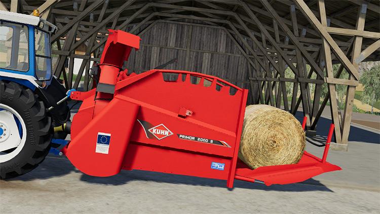 Kuhn PRIMOR 2060S Mod for FS19