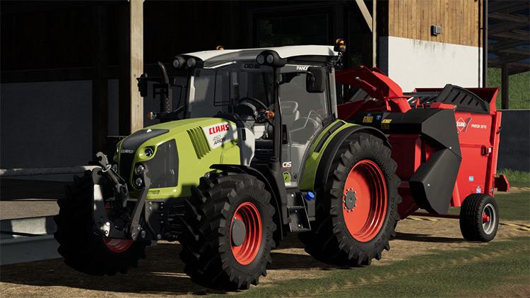 Kuhn Primor 3570 Farming Simulator 19 Mod