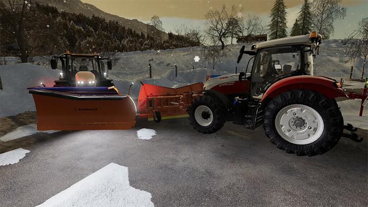 ITS-Winter-Pack Farming Simulator 19 Mod