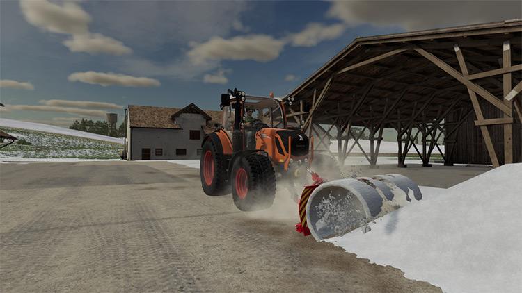 Gorenc Spinner Multi SH Farming Simulator 19 Mod