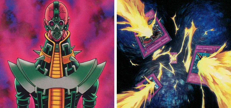 Yu-Gi-Oh: The Best Trap-Negating Counter Cards, Ranked